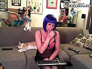 easy julia in free webcam porn chat do awesome on coach with la