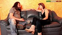 The Friend Of Ale Ep1 Part 1 - Footjob and Femdom thumb