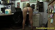 Beautiful Blonde Teen Takes Huge Cock In Her Ti...