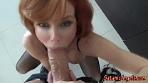 milf gets ass nailed pov