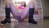 squirting... huge and amazing an with Masturbation