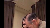 Subtitled bizarre CMNF Japanese nose hook BDSM ...