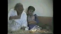 man old with babes Indian