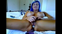 busty mature masturbating for young guys on webcamchat
