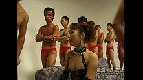 Japanese woman Bukkake porn videos