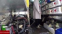 mechanic the in camera Hidden
