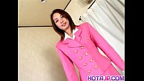 Midori Saejima in pink outfit is screwed