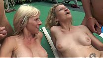 Old mature fucks blondes on bobvideosx