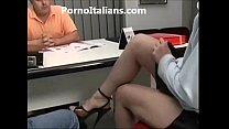 Milf italiana scopata in ufficio - italian milf...