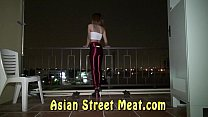 Malay Street Pickup For Seafood Supper porn videos