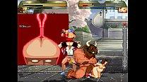 Street Fighter Porno