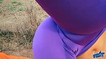 amazing body teen stretching. big cameltoe big ass lycras