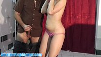 Nasty lapdance and more by czech hottie