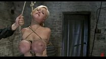 bdsm maledom bondage kox katie blonde Busty
