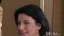 MOM mature olivia brings home a young hottie fr... thumb