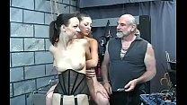 Мужик уговаривает жену дать другу