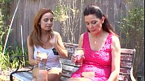 magdalene and ashley enjoy in each other video