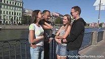 Young Sex Parties - Teen sluts fucked head to head porn videos