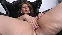 Hot MILF - Masturbating Is An Art That Involves...