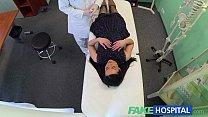 FakeHospital No health insurance causes shy pat...