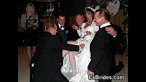 sluttiest real brides ever