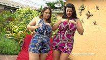 Angelina Castro & Lexxxi Lockhart Big Titted BJ...