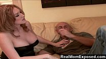 realmomexposed   horny milf can t wait for the cameras