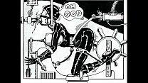 Hardcore Erotic Fetish Orgy Comic