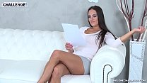 Melonechallenge Extremely skinny loser humiliat...