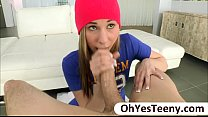 Hip chick Tysen Rich gets banged by a monster c...