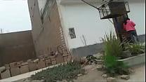 Culona madura en urbanización sol de huampaní 01