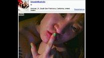 Hot Asian webcam # 1