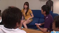 amateur gangbang with toys for moe sakura