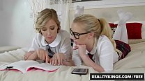 eat to haley - reed haley brooke bailey - together live we - Realitykings