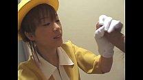 japanese handjob with white gloves uncensored -...
