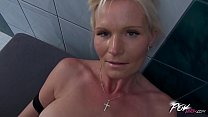 Blonde cleaning lady fucked by boss who can be ...