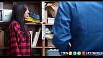 Teen Star Audrey Royal Caught Shoplifting