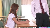 Horny asian schoolgirl blowjob and fucking porn videos
