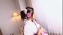 Kaori Maeda - Beautiful Japanese KIMONO Girl thumbnail