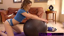 PetiteHDPorn - Trembling Orgasms For Yoga Cutie porn videos