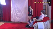 girls czech two from striptease wild gets nerd Shy