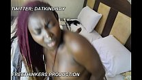 cute horny nigeria mrs with big boobs fuck aremu the house maid.