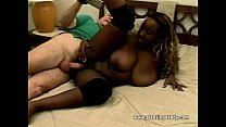 guy old fucks hottie ebony titted Big
