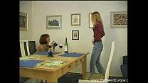 Wild Redhead Blonde 3some In Belgium porn videos