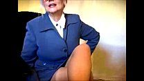 Upskirt School Teacher Big Clit
