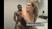 sierra gets a taste of big black cock