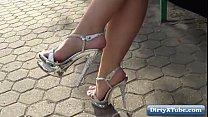 hd voyeur & nudity amateur heels high Hot