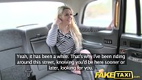 Fake Taxi crazy sex for blonde in fishnets anal... thumb