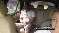 Huge natural tits cab driver fucks in public porn videos
