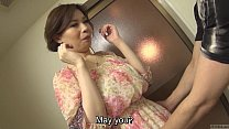 uncensored voluptuous japanese yuko iijima stripped subtitled